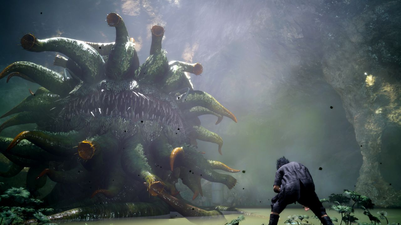 Final Fantasy 15: servono due settimane per realizzare una singola creatura