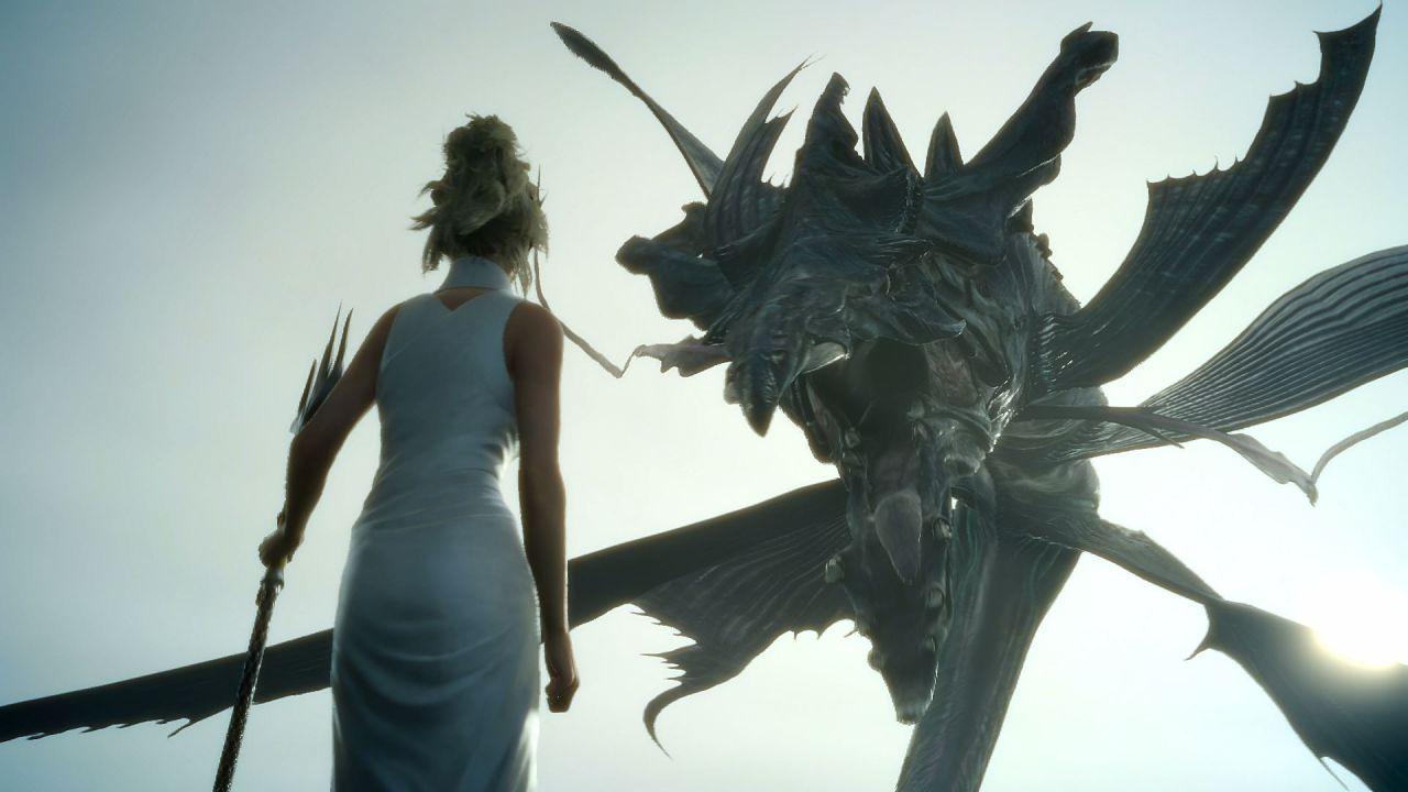 Final Fantasy 15: Square Enix penserà alla versione PC solo dopo il lancio su console