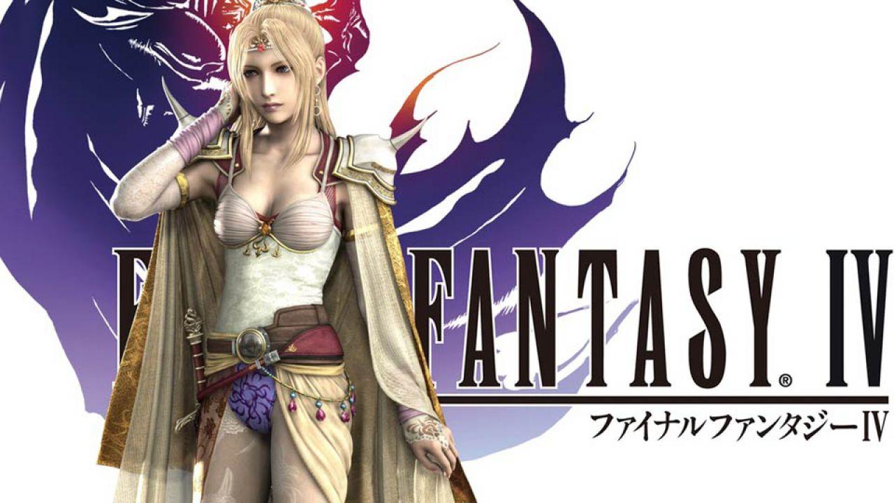 Final Fantasy 4 in arrivo su PC?