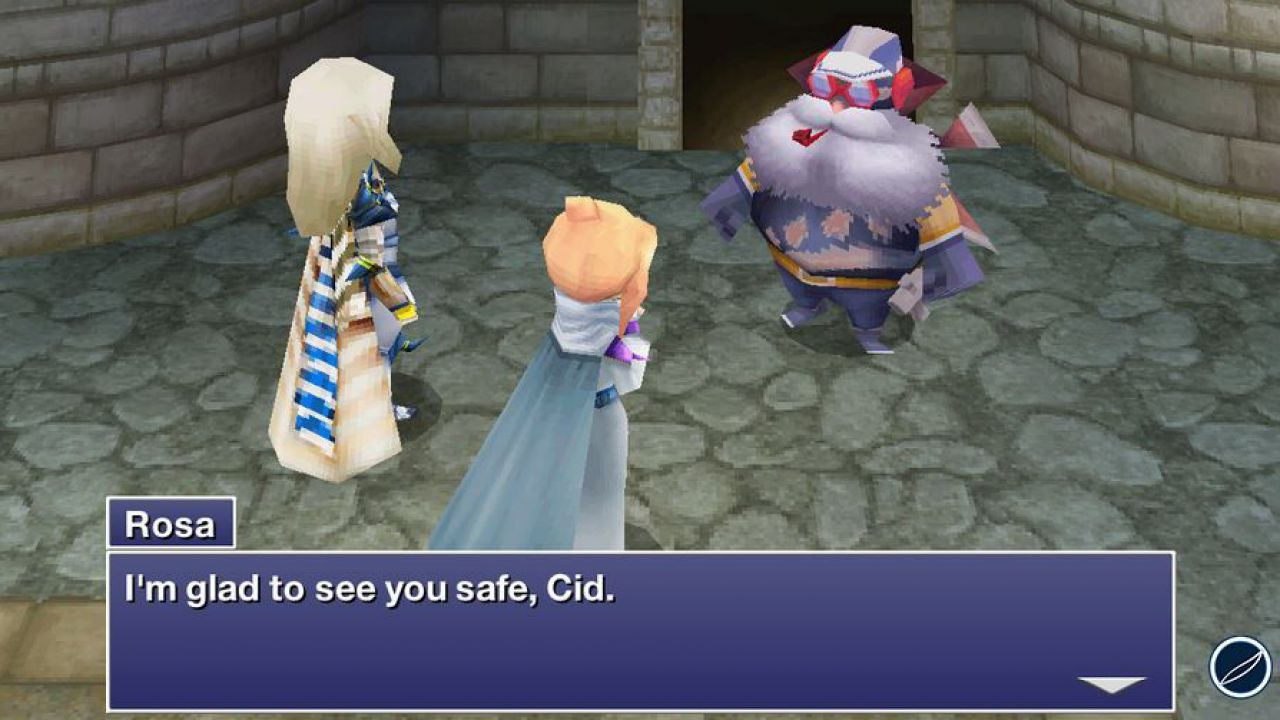 Final Fantasy 4: The After Years in offerta su iOS e Android