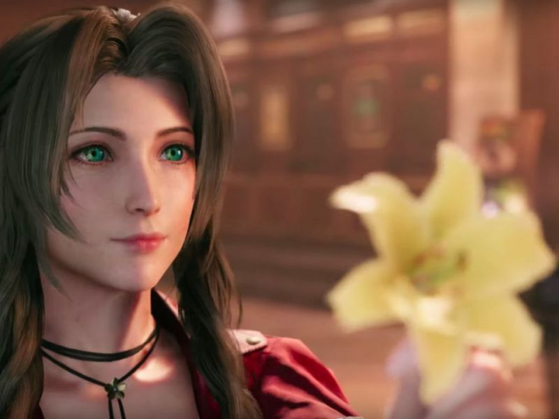 Final Fantasy 7, waiting for the Remake Part 2: it's Aerith's birthday!