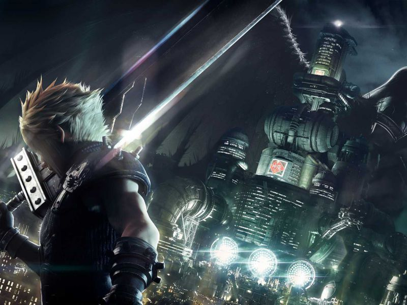 Final Fantasy 7 Remake Part 2, talks about Square Enix: game world, storytelling and staff