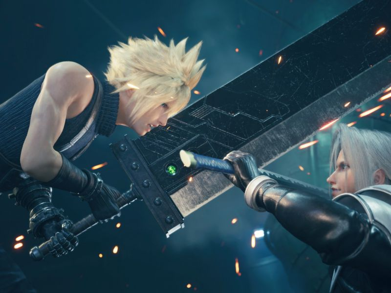 Final Fantasy 7 Remake Intergrade: The new extended trailer shows the improvements on PS5