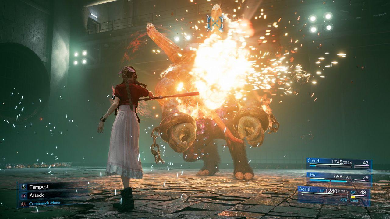 Final Fantasy 7 Remake: i trucchi utili per vincere le battaglie