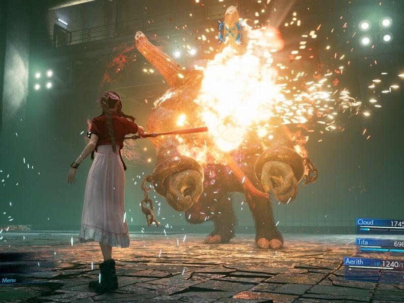 Final Fantasy 7 Remake: useful tricks to win battles