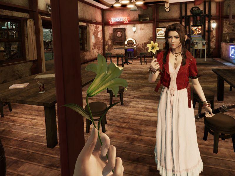 Final Fantasy 7 Remake in VR: the new Midgar rebuilt by the fans!