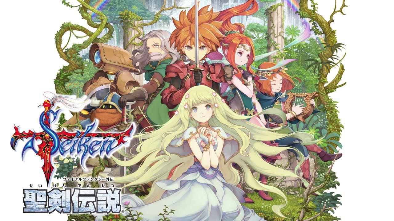 Final Fantasy Adventure 3D: confermata l'uscita in Occidente