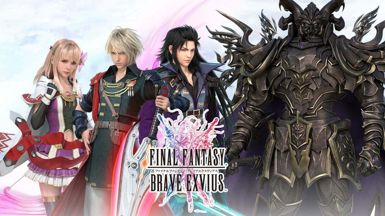 Final Fantasy Brave Exvius è disponibile su Amazon AppStore