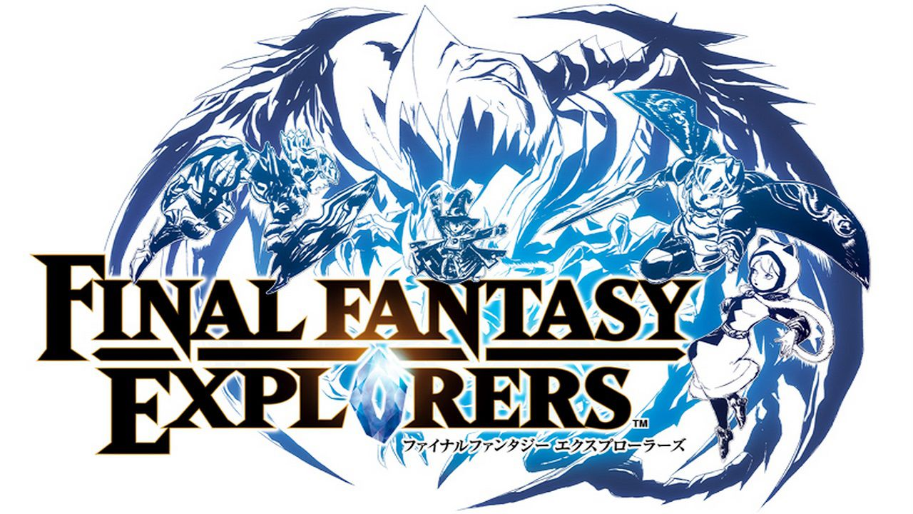 Final Fantasy Explorers: panel Jump Festa 2014