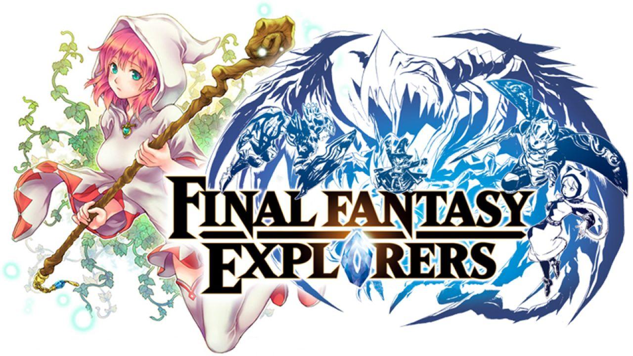Final Fantasy Explorers: video con i primi 50 minuti di gioco