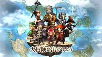 Final Fantasy Grandmasters, pubblicato il trailer di debutto