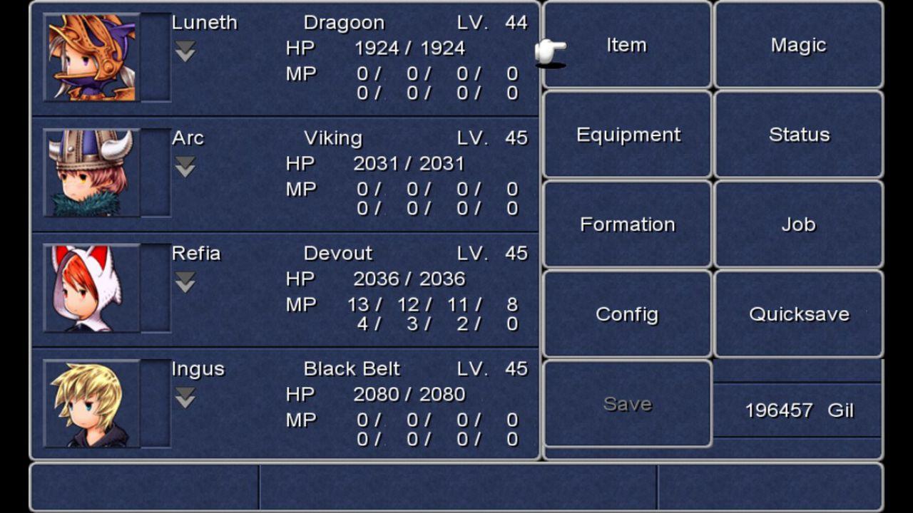 Final Fantasy III annunciato per PC
