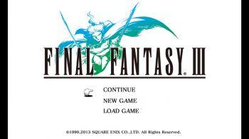 Final Fantasy III arriva su Steam il 27 Maggio