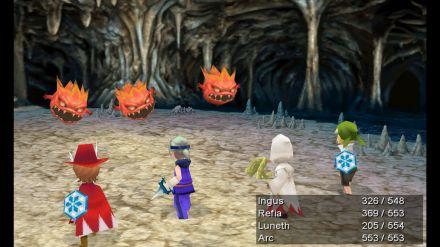 Final Fantasy III PSP in arrivo negli Stati Uniti