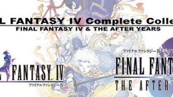 Final Fantasy IV Complete Collection ha una data europea