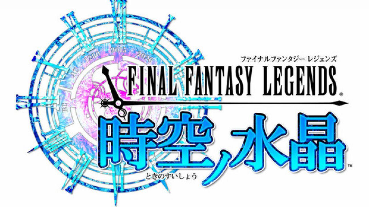 Final Fantasy Legends annunciato per Android e iOS