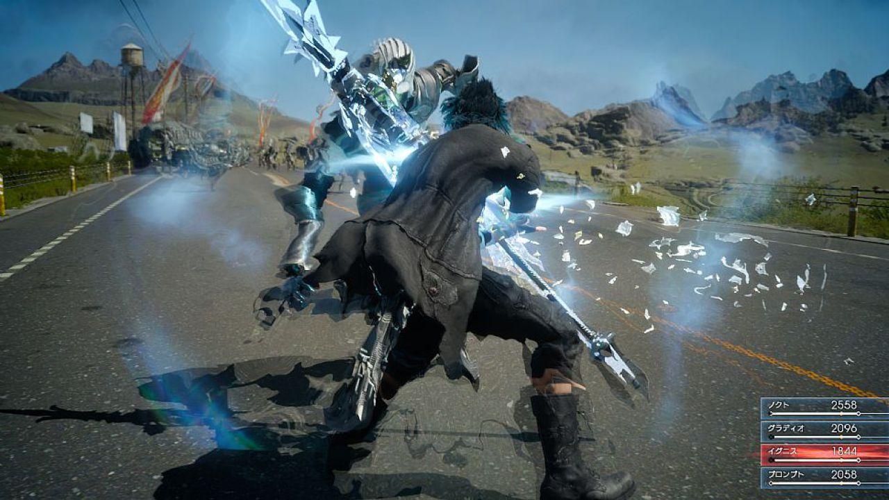Final Fantasy PS4 aggiunto da Amazon France e rapidamente rimosso