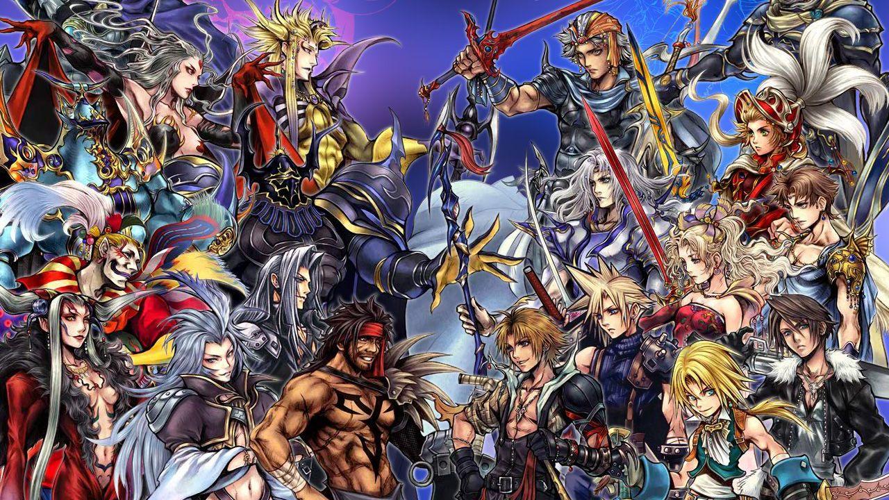 Final Fantasy: svelata l'esistenza di un fumetto americano mai pubblicato