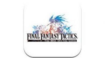 Final Fantasy Tactics: The Lion War disponibile su AppStore