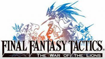 Final Fantasy Tactics: The Lion War: da questo giovedì su iPhone