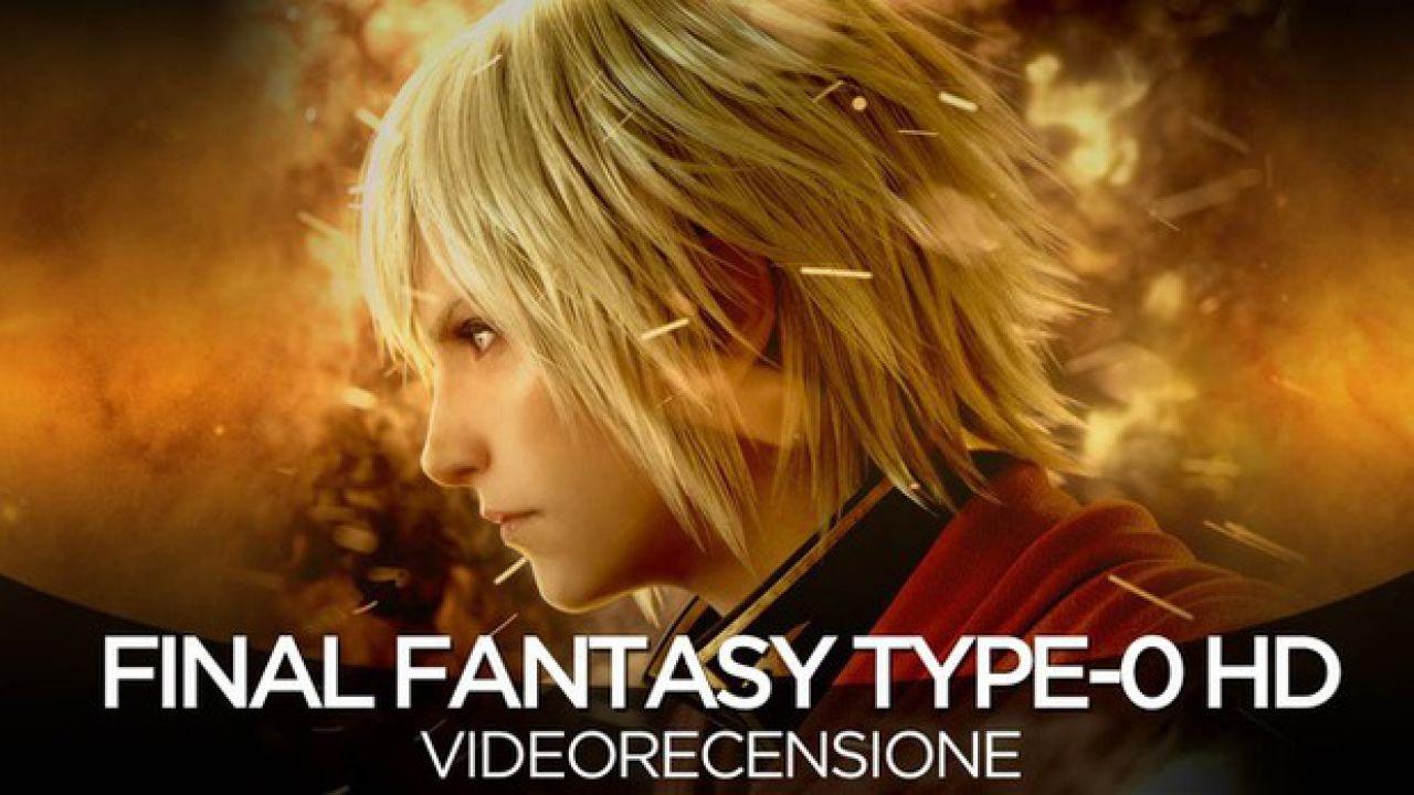 Final Fantasy Type-0: annunciata una demo