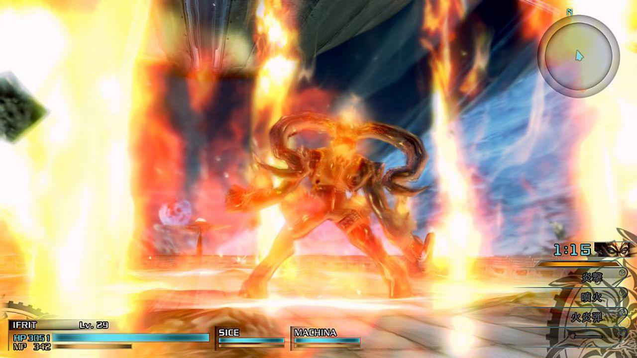 Final Fantasy Type-0: confermati i lavori per la localizzazione occidentale