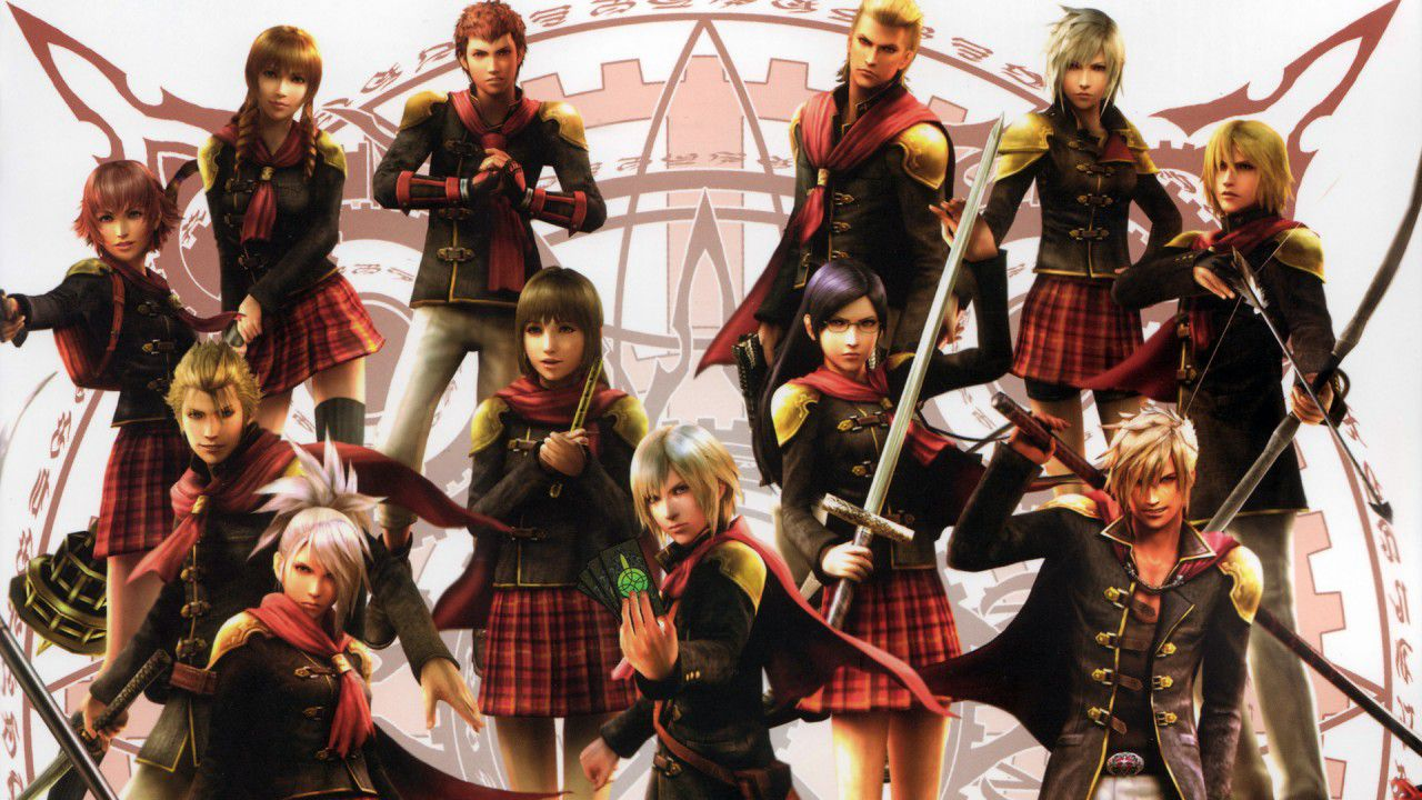 Final Fantasy Type-0 HD: annunciata la Ultimate Box per il mercato giapponese