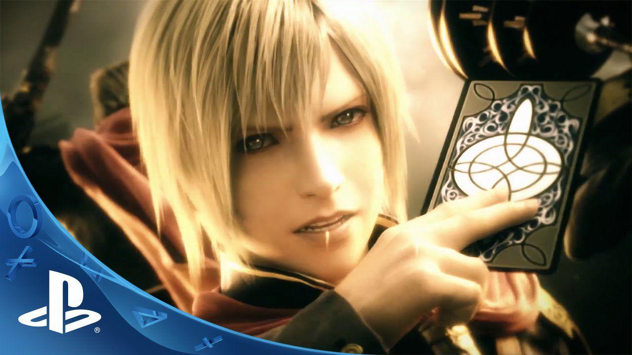 Final Fantasy Type-0 HD: bundle PS4 con console rossa