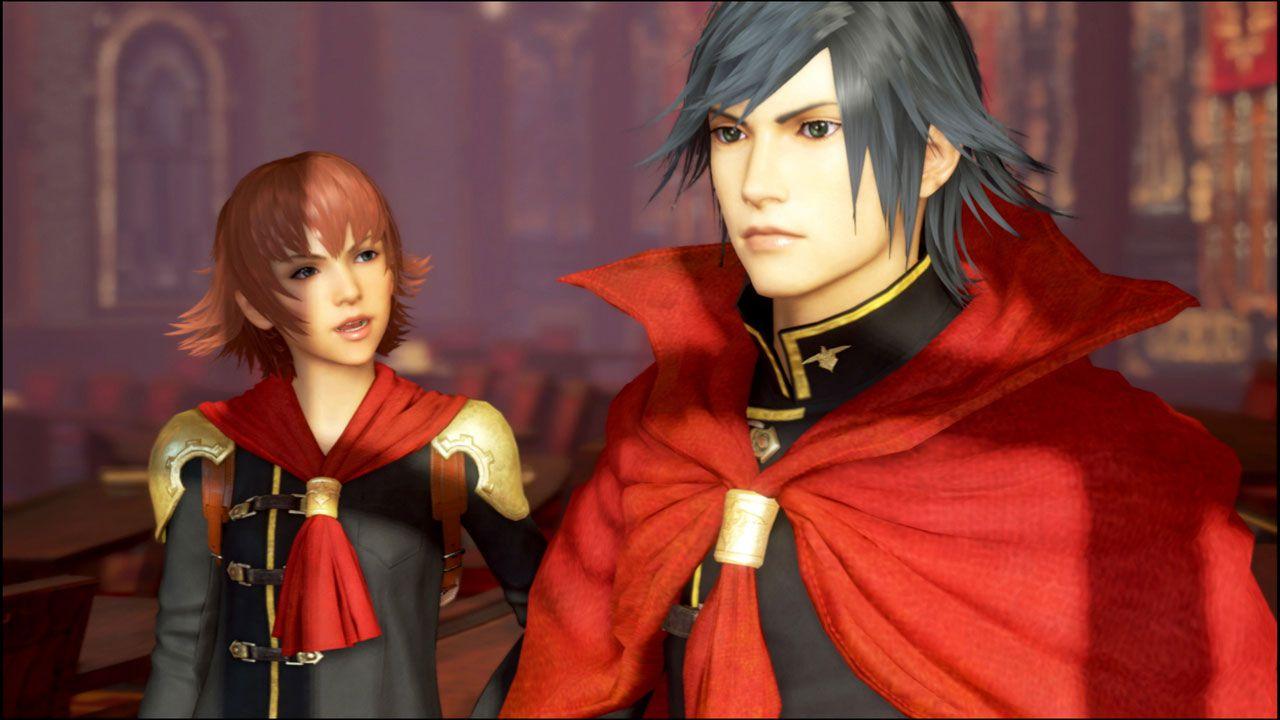 Final Fantasy Type-0 HD: sviluppo completo all'80 percento