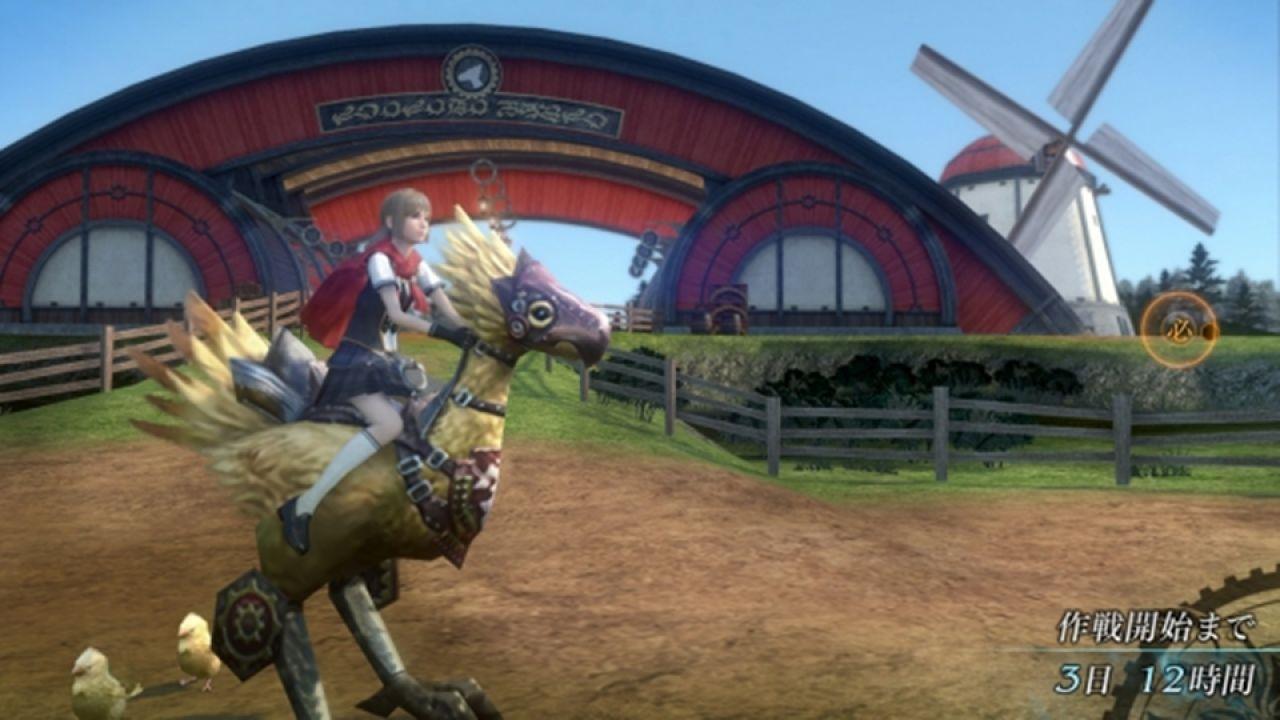 Final Fantasy Type-0: nuove immagini e scansioni ci mostrano mostri e personaggi