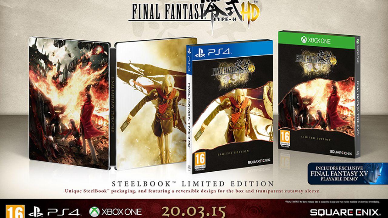 Final Fantasy Type-0: nuovi personaggi presentati