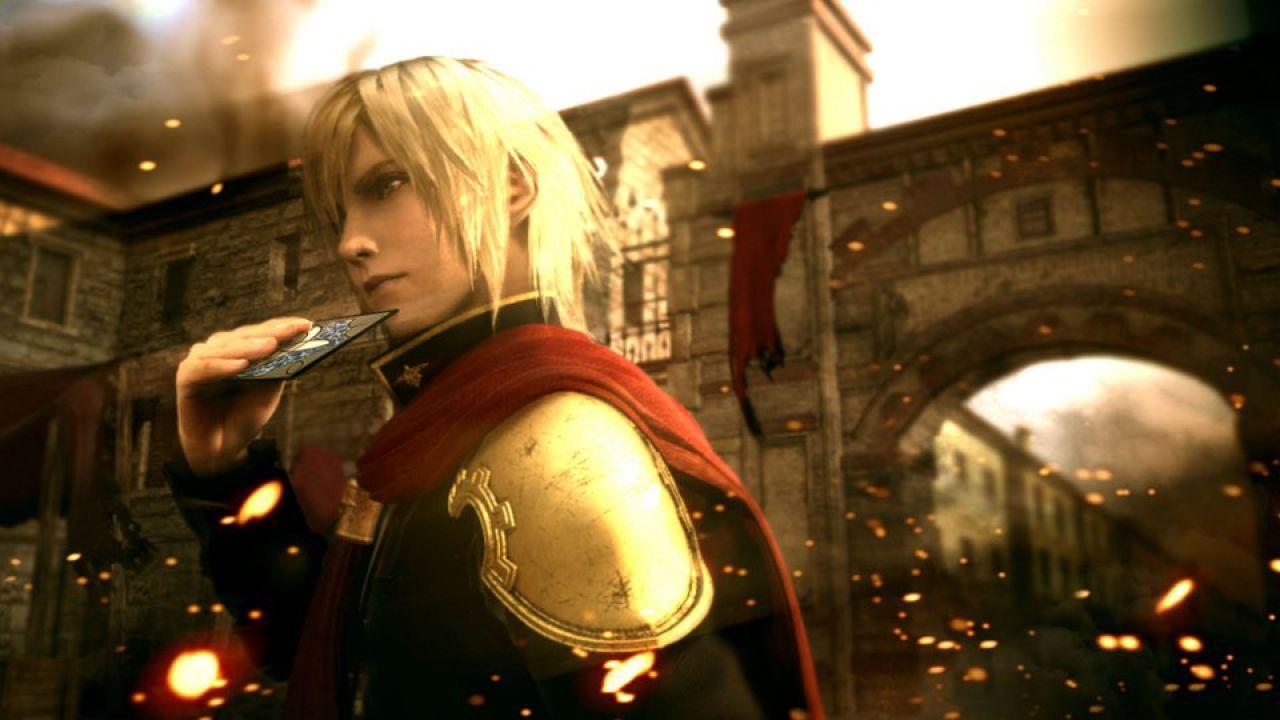 Final Fantasy Type-0: un primo sguardo alla boxart e un nuovo filmato gameplay