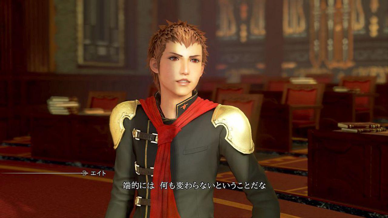 Final Fantasy Type-0 sfrutterà il secondo analogico su PS Vita