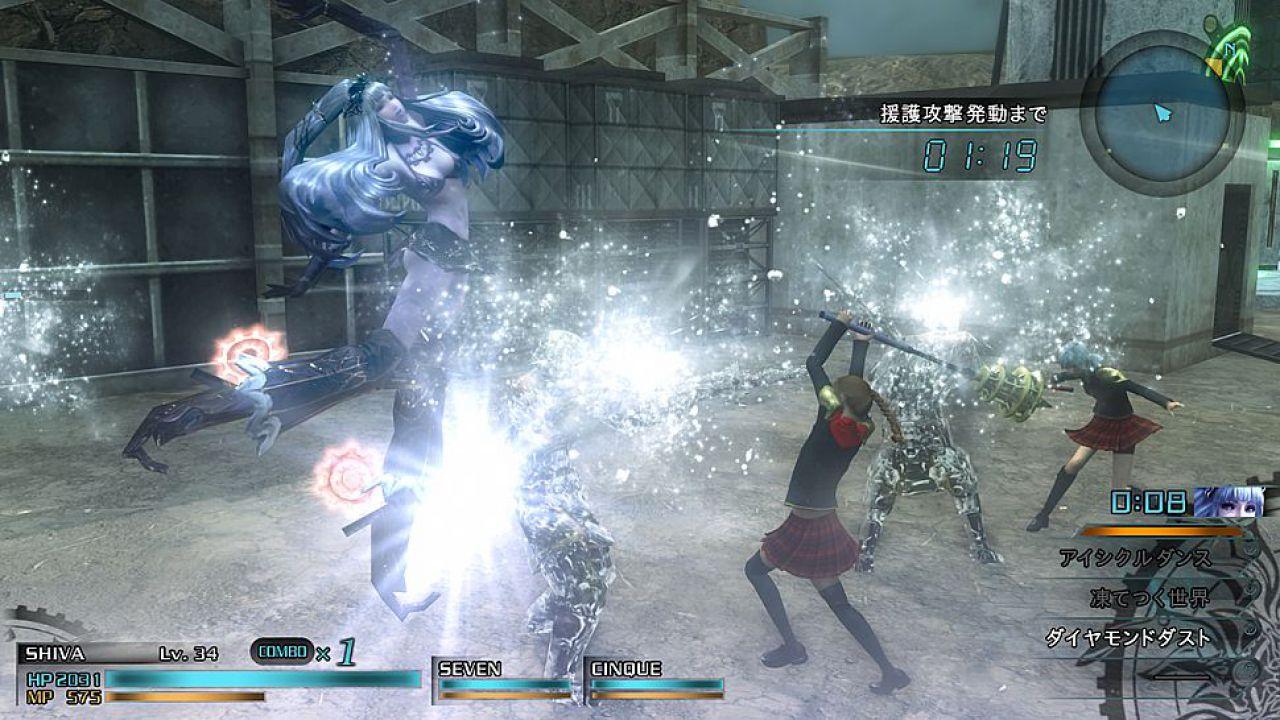 Final Fantasy Type-0 ha un tredicesimo personaggio giocabile e offre 40 ore di gioco