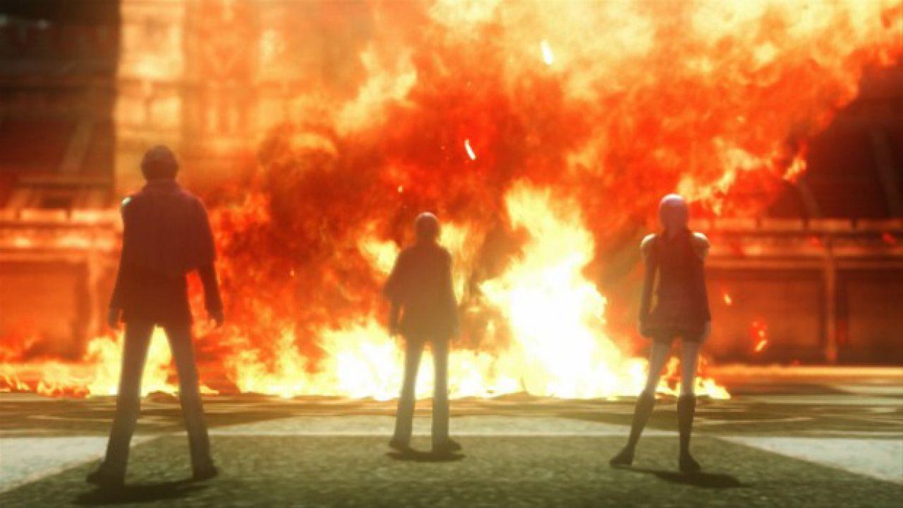 Final Fantasy Type-0: una nuova vagonata di immagini