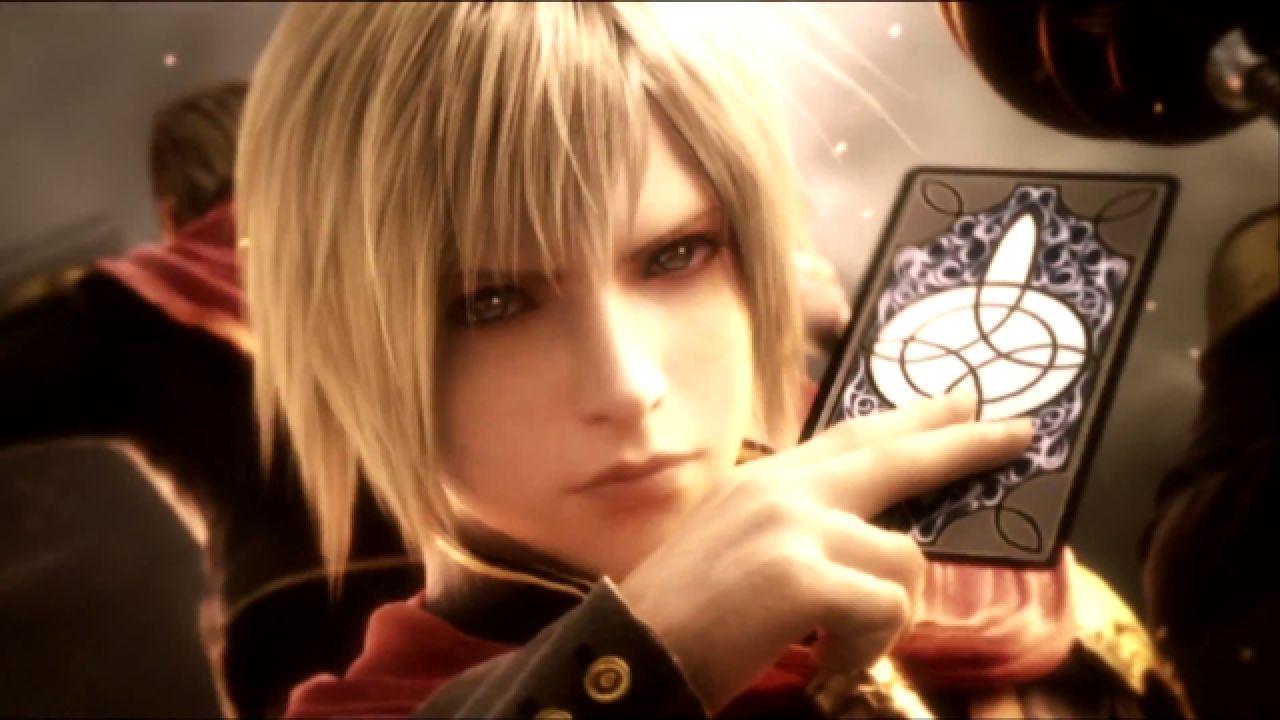 Final Fantasy Type-0: video walkthrough  della demo