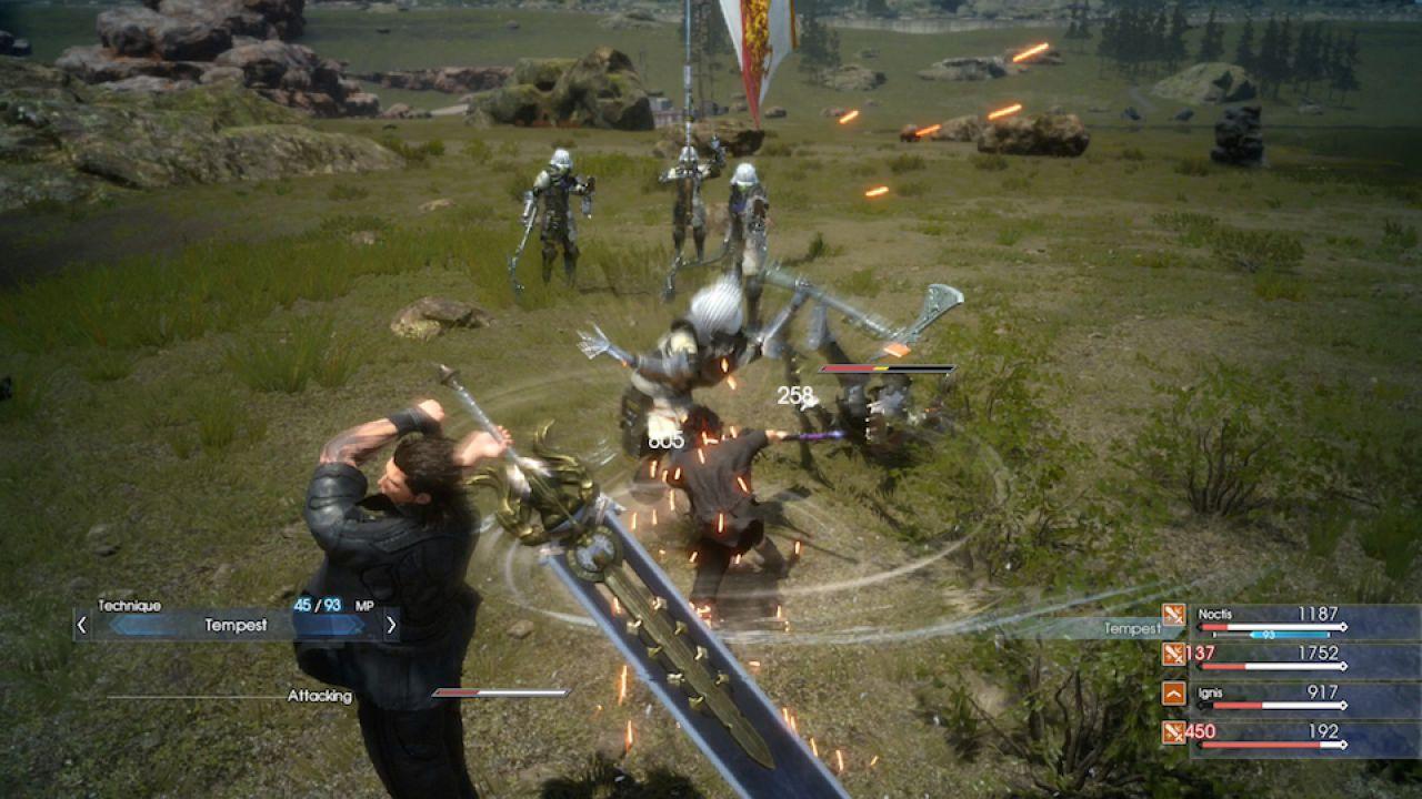 Final Fantasy Versus XIII sarà presentato prossimamente in formato giocabile