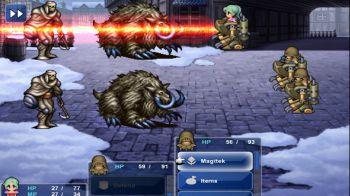 Final Fantasy VI per PC: una patch non ufficiale rimuove il filtro bilineare