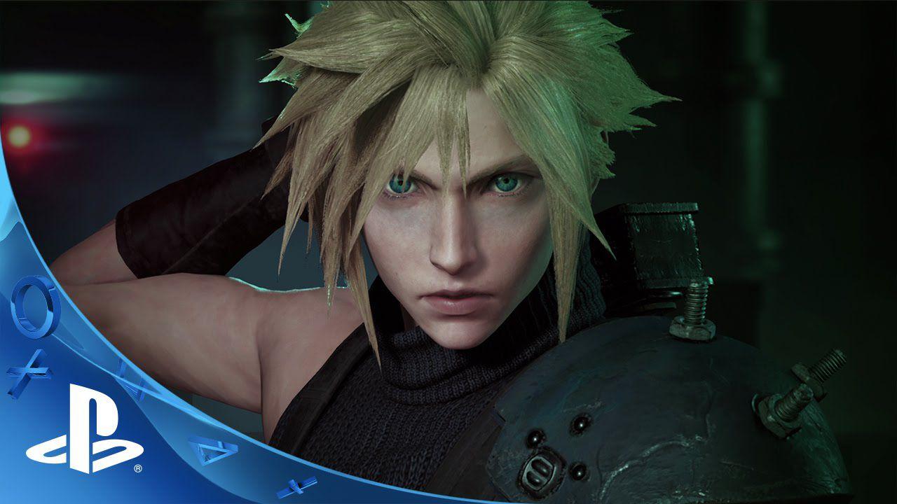 Final Fantasy VII Remake: la sceneggiatura della prima parte è quasi pronta