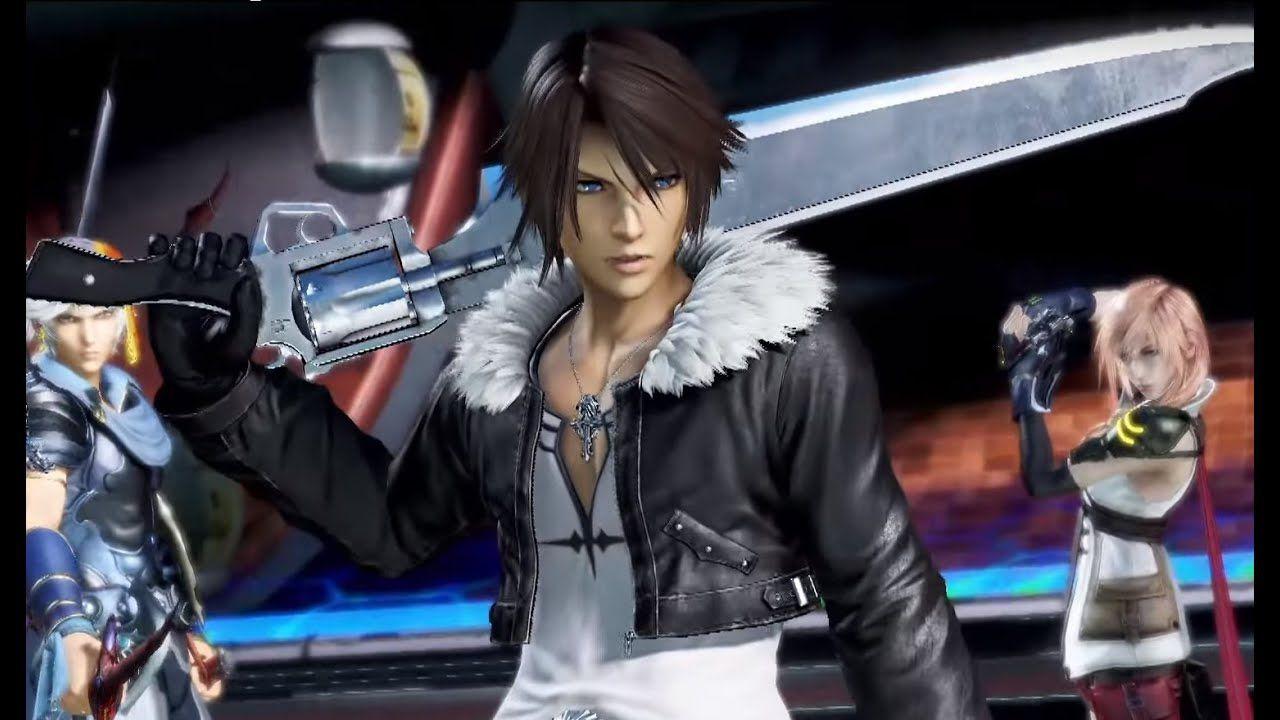 Final Fantasy VIII Remastered: primi dettagli e screenshot