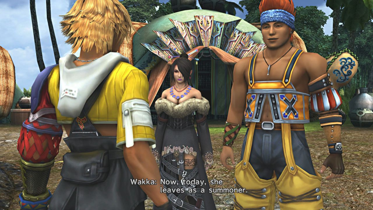 Final Fantasy X|X-2 HD Remaster a 60 frame grazie ad una mod