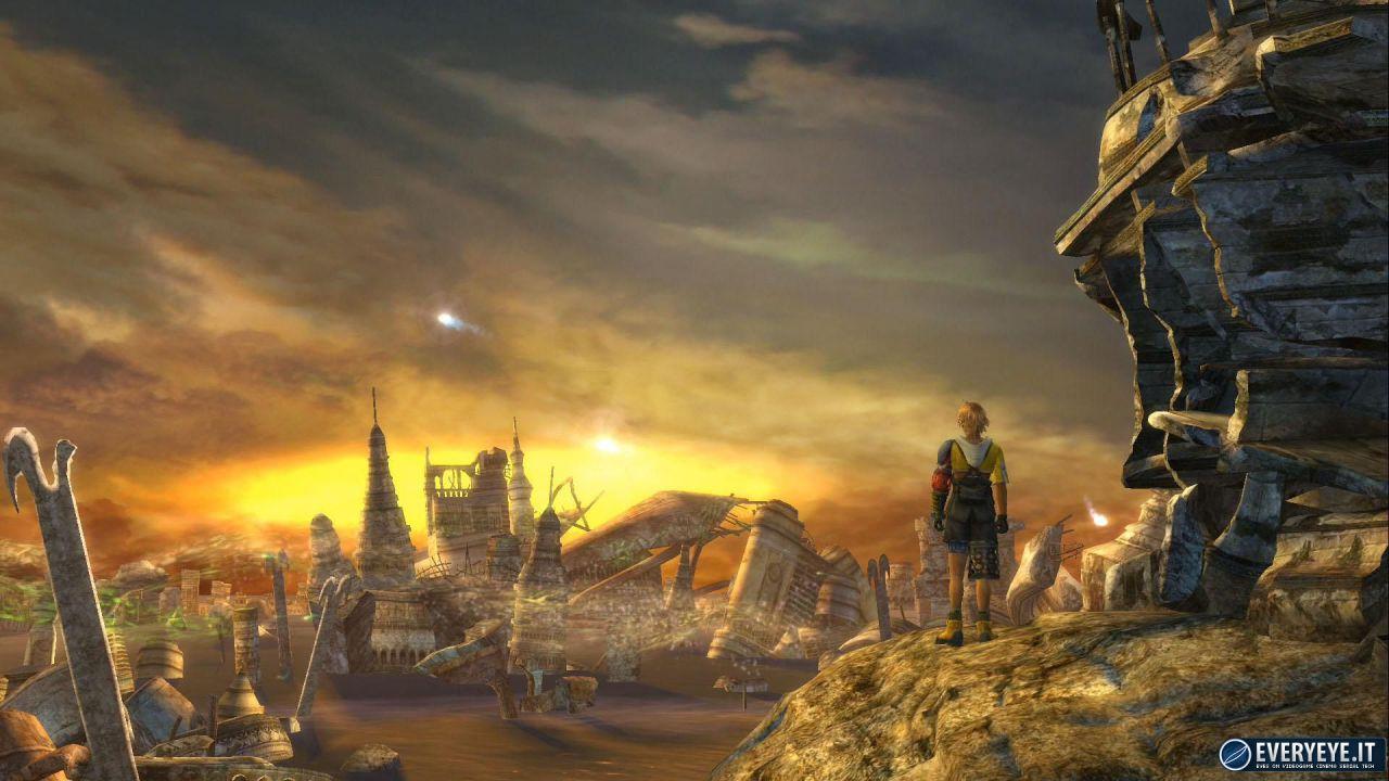 Final Fantasy X|X-2 HD Remaster, nuovo trailer per il giorno di San Valentino