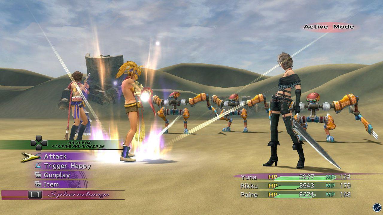 Final Fantasy X X-2 HD Remaster - rilasciate nuove immagini