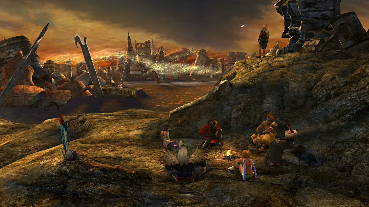 Final Fantasy X|X-2 HD Remaster si aggiorna su PS4