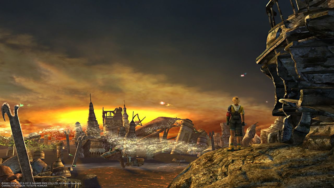 Final Fantasy X | X-2 HD Remaster: Square Enix rilascia il trailer di debutto
