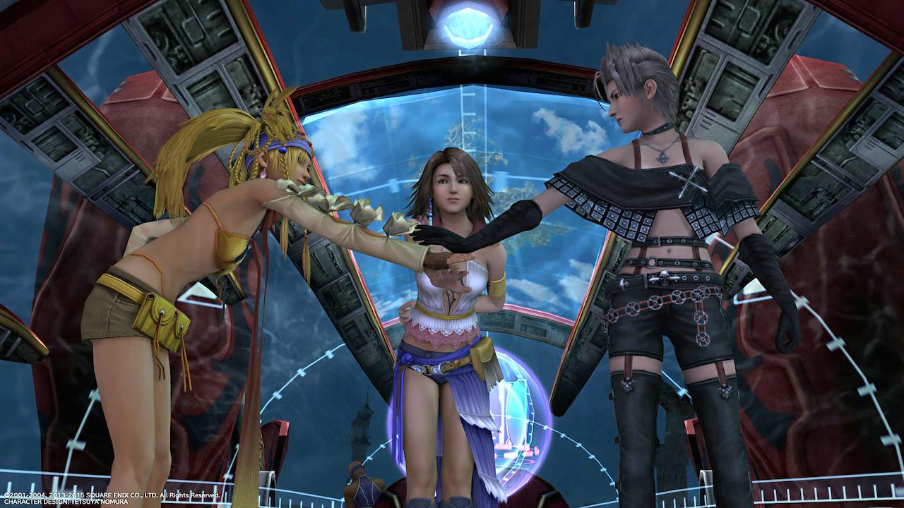 Final Fantasy  X-2 HD: Square Enix indecisa sull'inserimento dell'epilogo 'Last Mission'