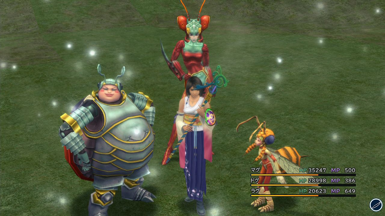 Final Fantasy X HD è ancora in una fase precoce di sviluppo