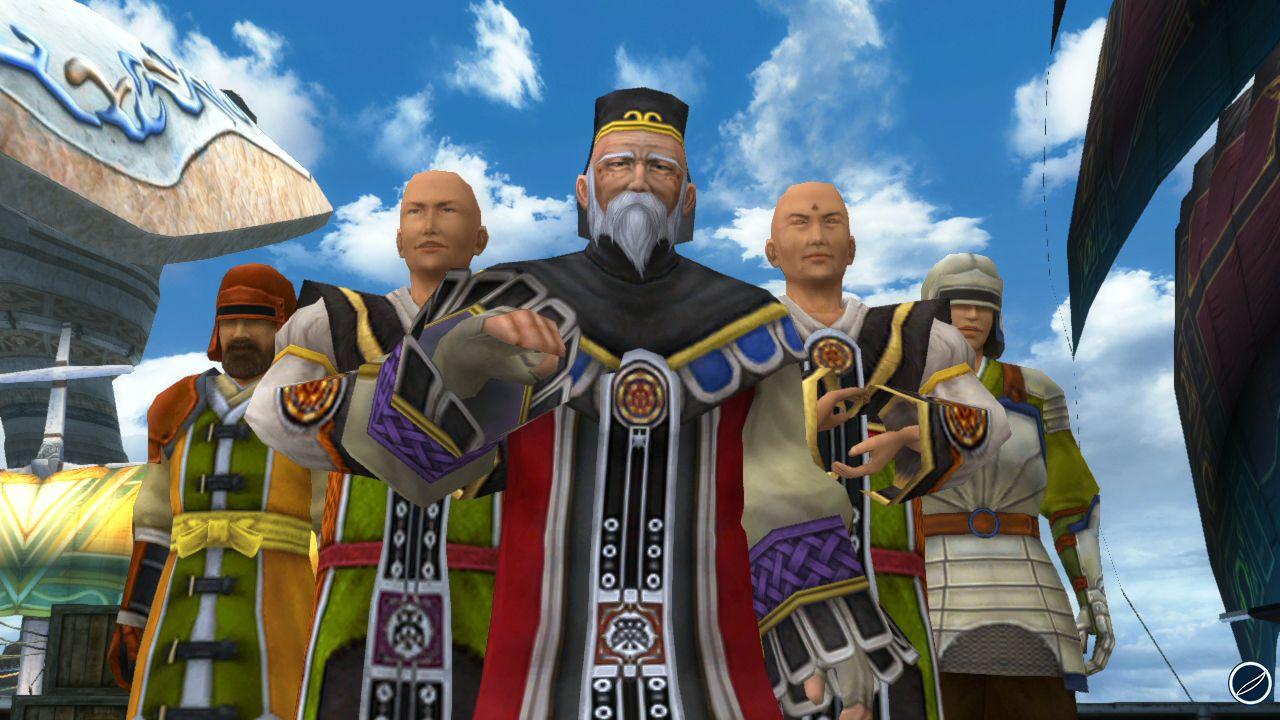 Final Fantasy X HD: prime immagini e annuncio in arrivo