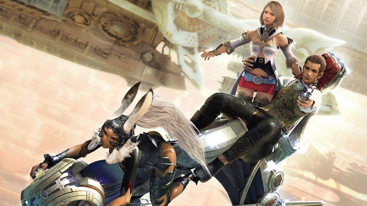 Final Fantasy XII The Zodiac Age: nove minuti di gameplay