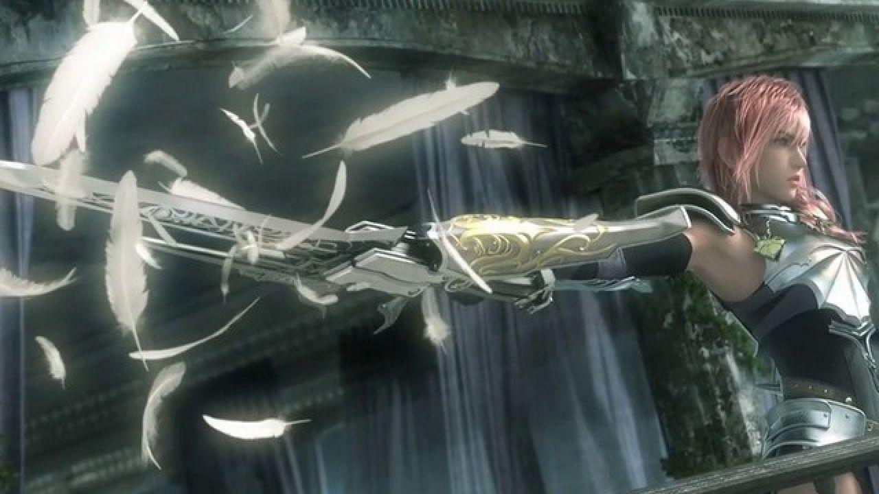Final Fantasy XIII-2: immagini dei DLC di Mass Effect 3 e di Orthos e Typhon